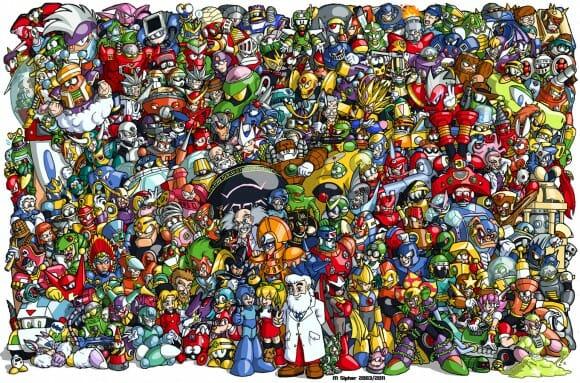 LINKFUN Semana 23/12 - Megalinks e um tributo a Megaman!