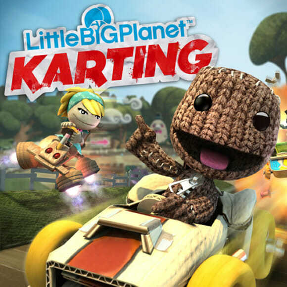 LittleBigPlanet Karting para PS3 será incrivelmente interativo e divertido! (vídeo)