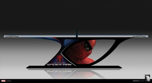 Mesa Amazing Spider-Man - <em>Clique para ampliar!</em>