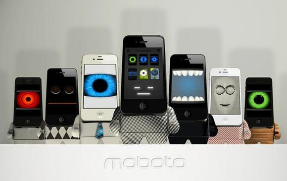 Moboto é uma doca que dá vida ao seu iPhone ou iPad! (vídeo)