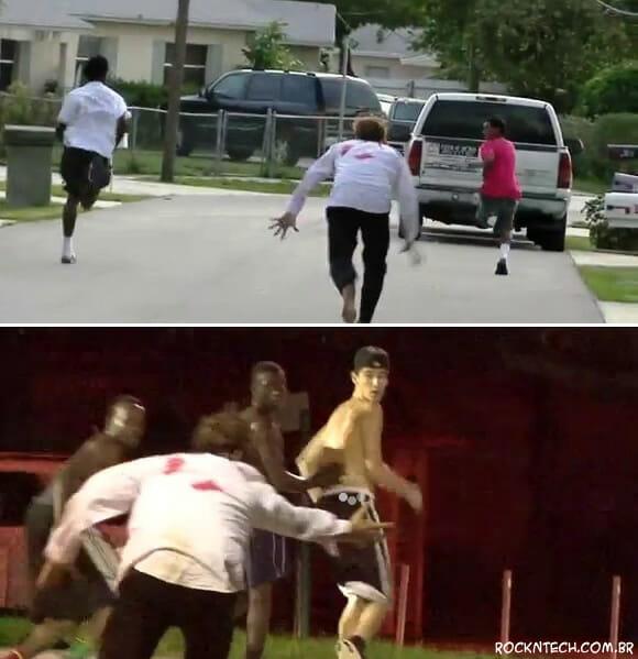 VIDEOFUN - Pegadinha do Zumbi em Miami, EUA