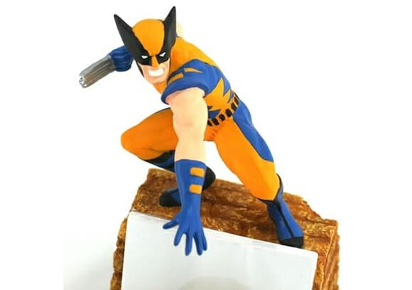 Porta bloco de notas do Wolverine
