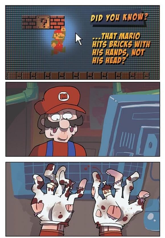 LINKFUN Semana 29/2012 - Links e 10 fatos que você talvez não sabia sobre Super Mario