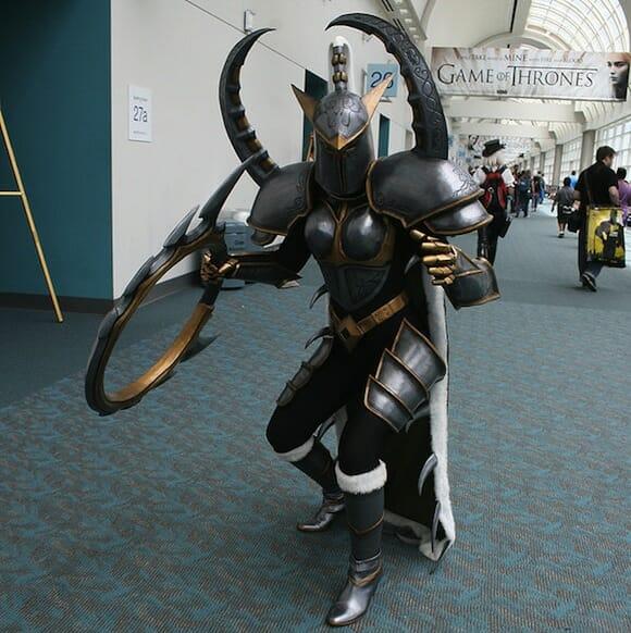 Comic-Con 2012 - Os melhores Cosplays!