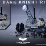 "Hot Toys lança action figure do Batman baseado no filme ""O Cavaleiro das Trevas Ressurge"""