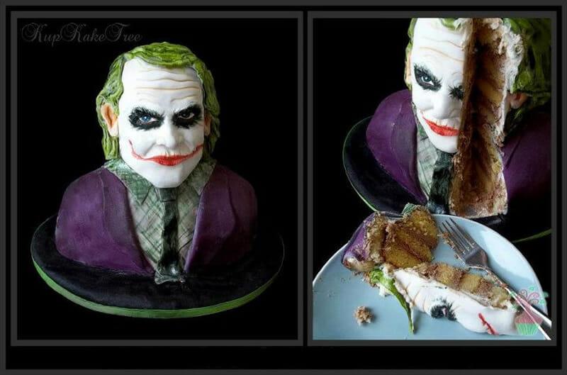 Coring A Cake