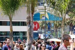 Comic Con em anos anteriores