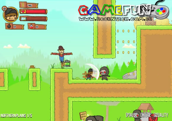 GAMEFUN - Super Adventure Pals