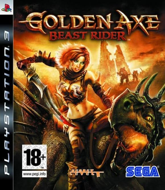 LINKFUN Semana 30/2012 - Links e boas lembranças de Golden Axe
