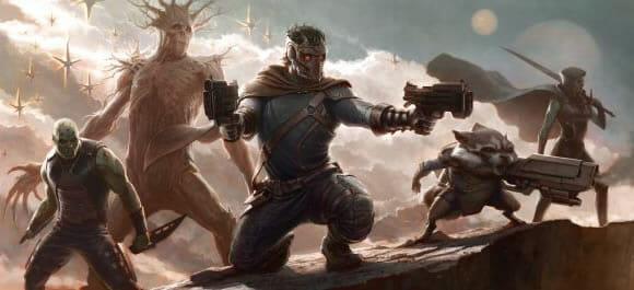 Além disso a Marvel anunciou também que o seu outro grande lançamento para  2014 3d31298947a