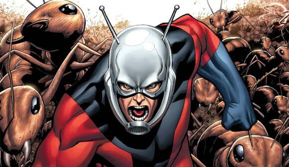 Comic-Con 2012 - Marvel anuncia os filmes: Capitão América 2, Thor 2, Iron Man 3, Guardiões do Universo e Homem Formiga