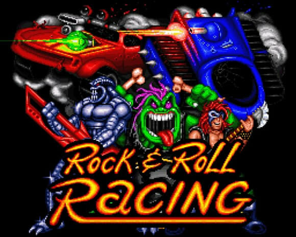 "LINKFUN Semana 28/2012 - Links legais ao ""som"" de Rock n' Roll Racing"