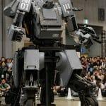 Japoneses inventam Robô de guerra com cockpit pilotado por Humanos (vídeo)