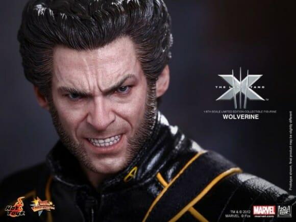 Hot Toys revela seu novo action figure do Wolverine