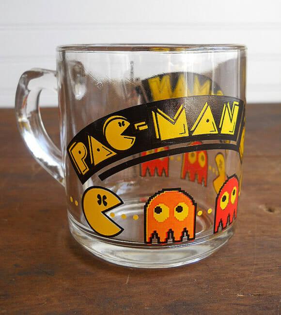 Caneca Pac-Man para cafés mais geeks