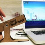 Super Angry Birds - Um prático controle analógico USB para jogar Angry Birds no PC!