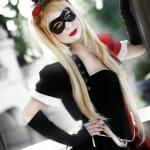 Cosplay Harley Quinn Steampunk