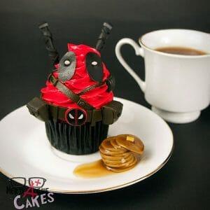 FOTOFUN - Cupcake Deadpool