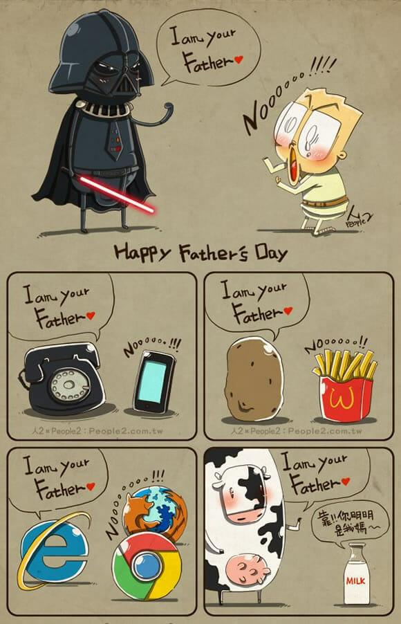 LINKFUN Semana 32/2012 - Feliz dia dos pais! o/