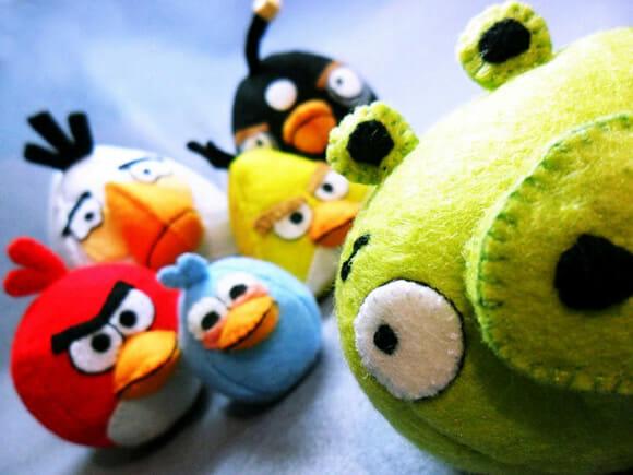 LINKFUN Semana 31/2012 - Links legais e 10 coisas que aprendi jogando Angry Birds