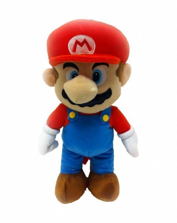 Mochilas de personagens da série Super Mario