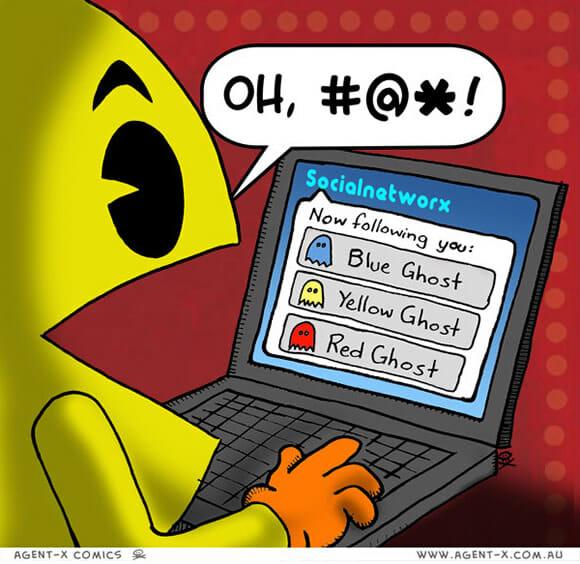 LINKFUN Semana 33/2012 - Links da Semana e Pacman no Twitter