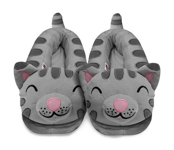 Pantufas Soft Kitty inspiradas na série Big Bang Theory