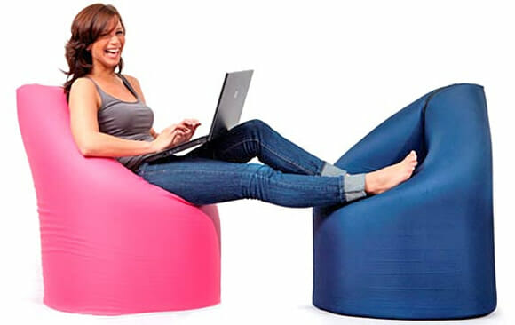 Paq Chair - Poltrona e cama em um só lugar