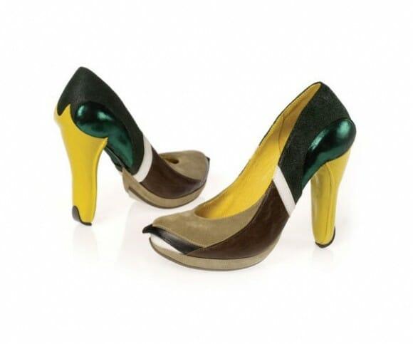 Sapato Pato-real