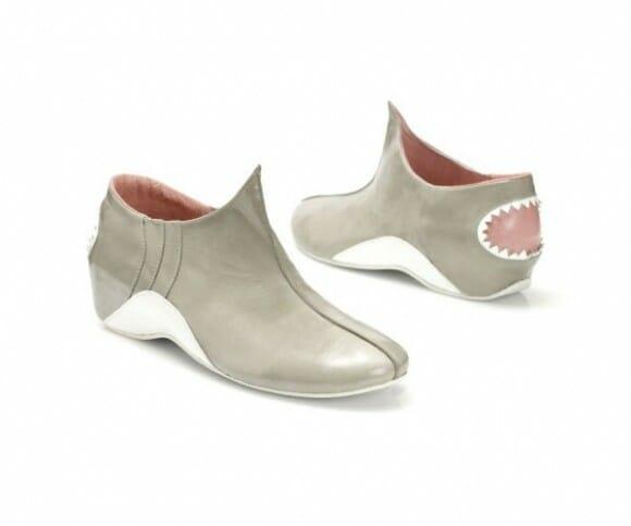 Sapatos tem design incrível inspirado em animais
