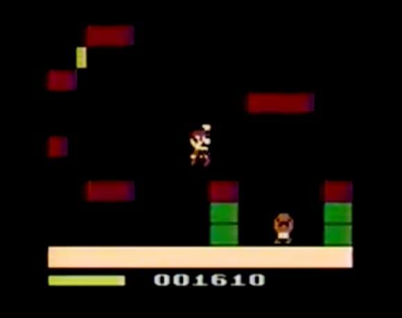 Vídeo mostra como seria o game Super Mario se fosse criado na época do Atari 2600