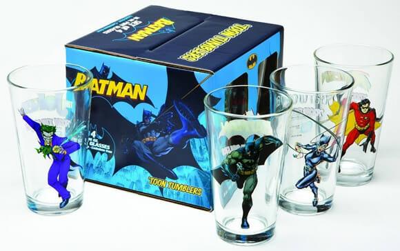 Bat Copos para Bat Drinks!