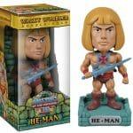 Nova coleção de bobbleheads He-Man e os Defensores do Universo