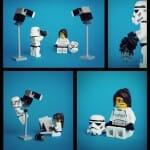 LEGO Star Wars fica ainda mais legal nas fotografias de Mike Stimpson
