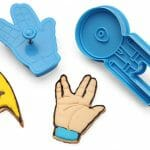Cortadores de biscoito do Star Trek