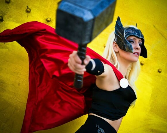 Cosplay Thor