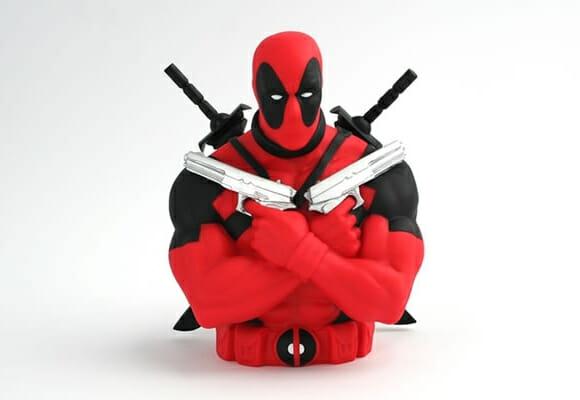 Cofrinho Deadpool