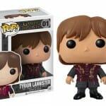 Nova coleção de figures POP! da Funko com personagens da série Game of Thrones