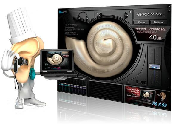 Coreanos inventam software que melhora a audição