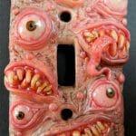 Interruptores de Monstros são mais assustadores que o escuro