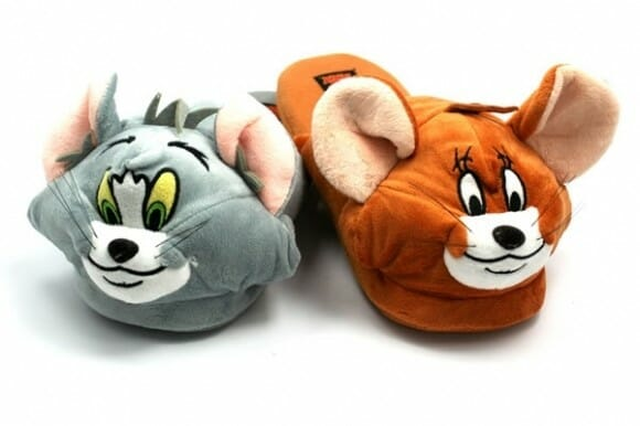Pantufas Tom e Jerry