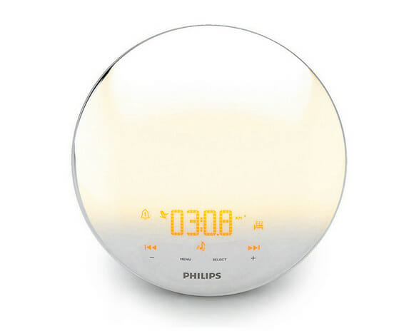 Novo despertador da Philips simula a luz do Sol no quarto para tirar dorminhocos da cama