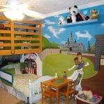 Pais geeks criam quarto de criança inspirado no game Zelda