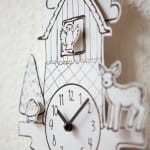 Paper Cuckoo - O relógio de papel