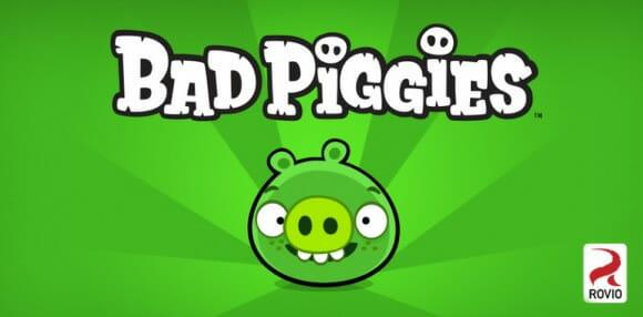 """Rovio anuncia novo game chamado """"Bad Piggies"""", onde os Angry Birds serão os vilões"""