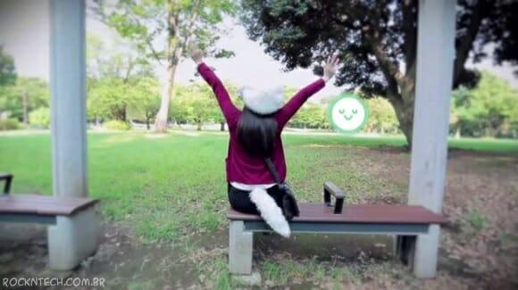 """Japoneses inventam """"cauda"""" para humanos que se mexe de acordo com o humor do usuário"""