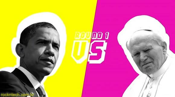 VIDEOFUN - Batalha de Joquempô entre personalidades. Quem leva a melhor?