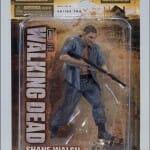 Nova linha de action figures da série Walking Dead são incrivelmente bem feitos!