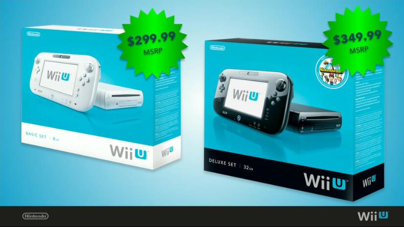 Wii U: Nintendo anuncia 50 jogos e preço + data de lançamento nos EUA