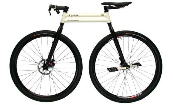 Bicymple - A reinvenção da Bicicleta, simples e sem corrente (vídeo)